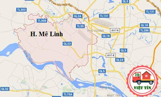 Chuyển nhà trọn gói tại huyện Mê Linh đang rất được chú ý