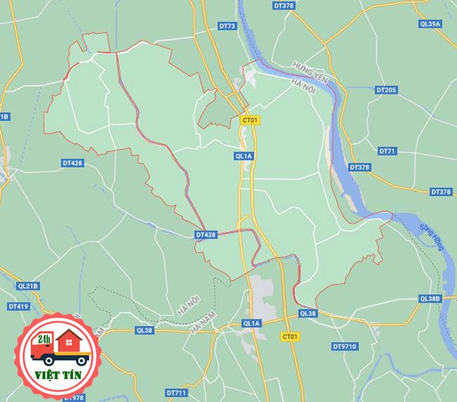 Dịch vụ chuyển nhà tại Phú Xuyên đang được chú ý cao