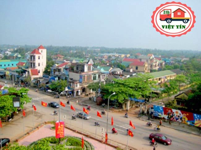 Huyện Phú Xuyên đang ngày càng phát triển