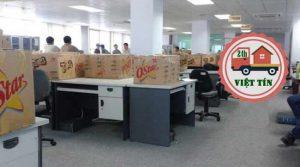 Dịch vụ chuyển văn phòng trọn gói tại quận Hà Đông của Việt Tín